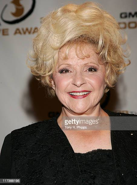 Brenda Lee during 38th Annual GMA DOVE Awards Press Room at Grand Old Opry in Nashville United States United States