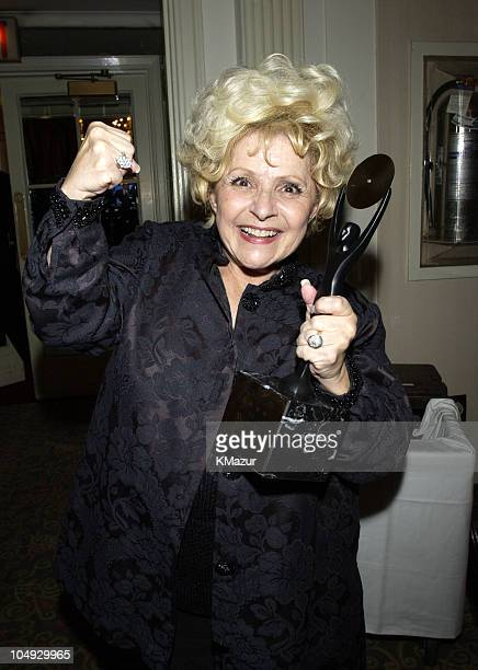 Brenda Lee during The 17th Annual Rock and Roll Hall of Fame Induction Ceremony Audience Backstage Cocktail Party at Waldorf Astoria in New York City...