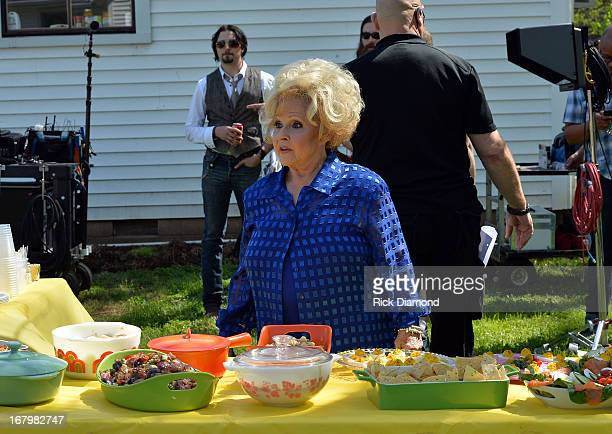 Brenda Lee supplies her acting talents on the set just in time for the release of their sophomore album Annie Up Pistol Annies unveil the brand new...