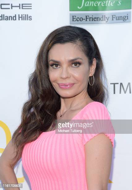 Brenda Mejia attends the debut of ITalk Events' Motivational Nightlife Platform on July 12 2019 in Woodland Hills California