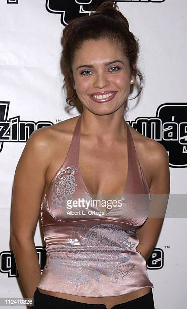 Brenda Mejia during QV Magazine Celebrates its 5th Anniversary at Club AD in Hollywood California United States
