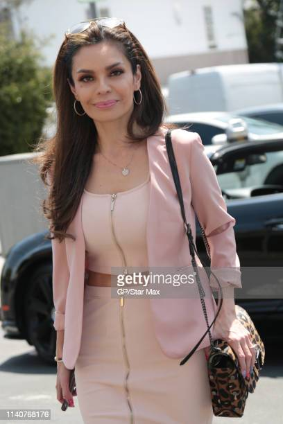 Brenda Mejia is seen on May 1 2019 in Los Angeles