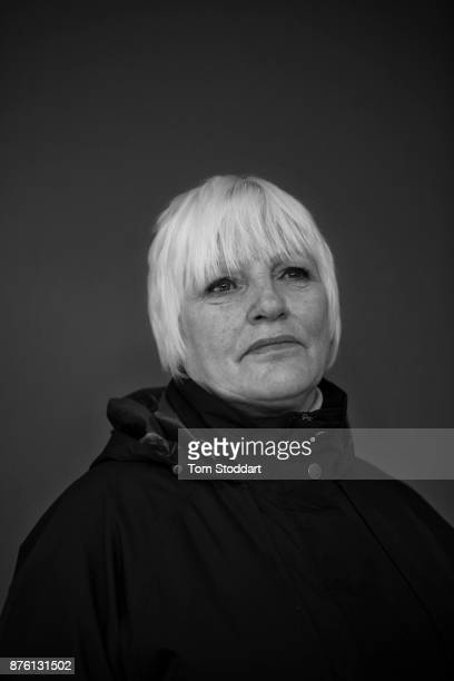 Brenda poses for a picture on October 25 2017 in Newcastle upon Tyne England Brenda says 'I manage to economise I go to secondhand shops and buy all...