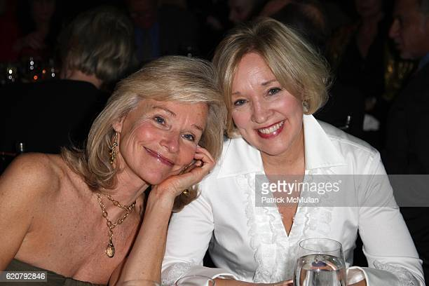 Brenda Siemer Scheider and Dr. Christiane Northrup attend The 4th Annual STELLA BY STARLIGHT Benefit at Cipriani 23rd St. On March 17, 2008 in New...