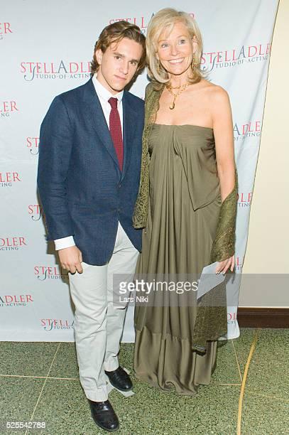 Brenda Siemer Scheider & Christian Scheider at the 4th annual Stella by Starlight gala benefit at Cipriani 23rd Street on Monday, March 17, 2008 in...