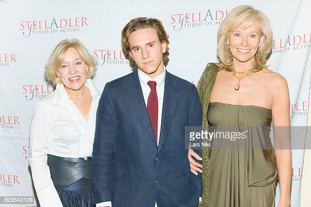 Brenda Siemer Scheider, Christian Scheider & Christiane Northrup at the 4th annual Stella by Starlight gala benefit at Cipriani 23rd Street on...