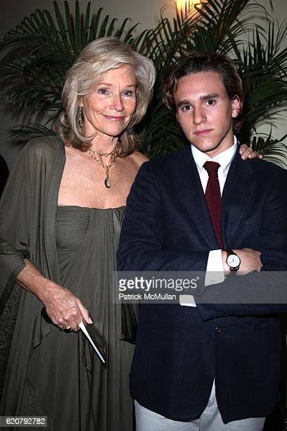 Brenda Siemer Scheiderr and Christian Scheider attend The 4th Annual STELLA BY STARLIGHT Benefit at Cipriani 23rd St. On March 17, 2008 in New York...