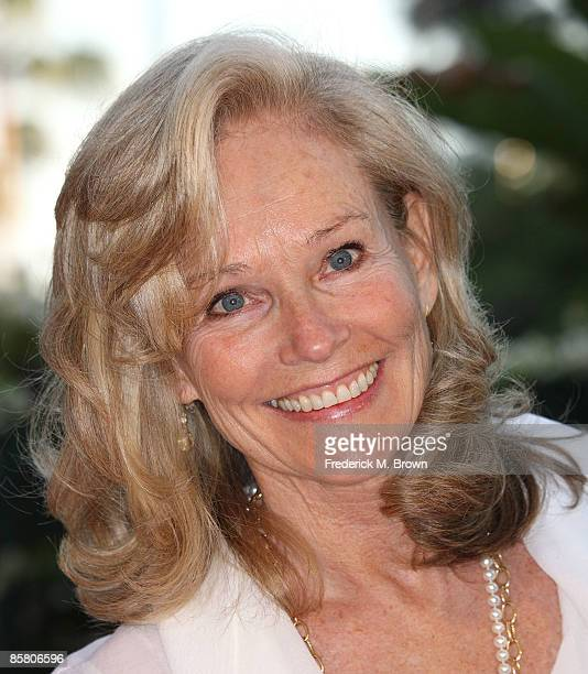 Brenda Siemer-Scheider attends the Smiles from the Stars: A Tribute to the Life and Work of actor Roy Scheider at the Beverly Hills Hotel on April 4,...