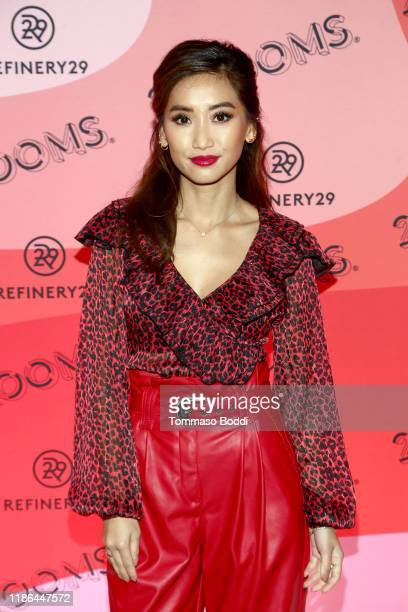 Brenda Song attends Refinery29's 29Rooms Los Angeles: Expand Your Reality Experience 2019 on November 08, 2019 in Los Angeles, California.