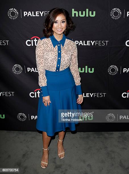 Brenda Song attends The Paley Center for Media's PaleyFest 2016 fall TV preview for CBS at The Paley Center for Media on September 12, 2016 in...