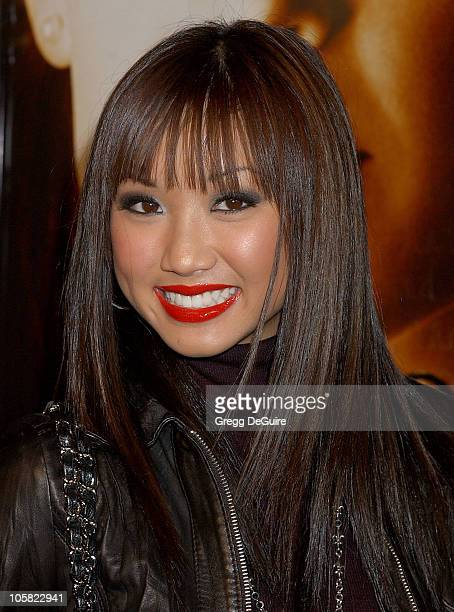 Brenda Song during Freedom Writers Los Angeles Premiere Arrivals at Mann Village Theatre in Westwood California United States