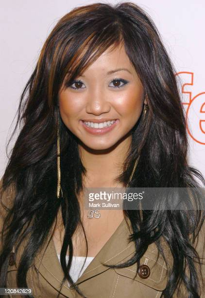 Brenda Song during Life Style Magazine Presents Stylemakers 2005 Arrivals at Montmartre lounge in Hollywood California United States