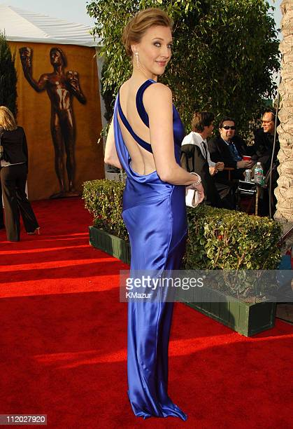 Brenda Strong 10618_km0061JPG during TNT Broadcasts 12th Annual Screen Actors Guild Awards Red Carpet at Shrine Expo Hall in Los Angeles California...