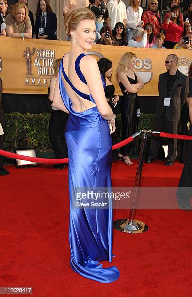 Brenda Strong 10618_sg0308jpg during TNT Broadcasts 12th Annual Screen Actors Guild Awards Arrivals at Shrine Expo Hall in Los Angeles California...