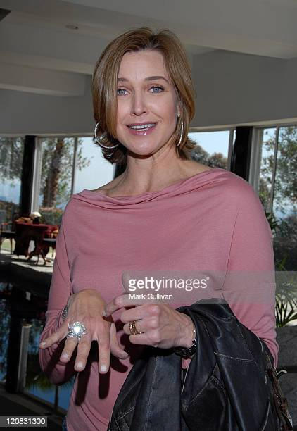 Brenda Strong at the Diamond Information Center Diamond Aquifer Mystical Retreat *EXCLUSIVE* Photo by Mark Sullivan/WireImage for Diamond Information...