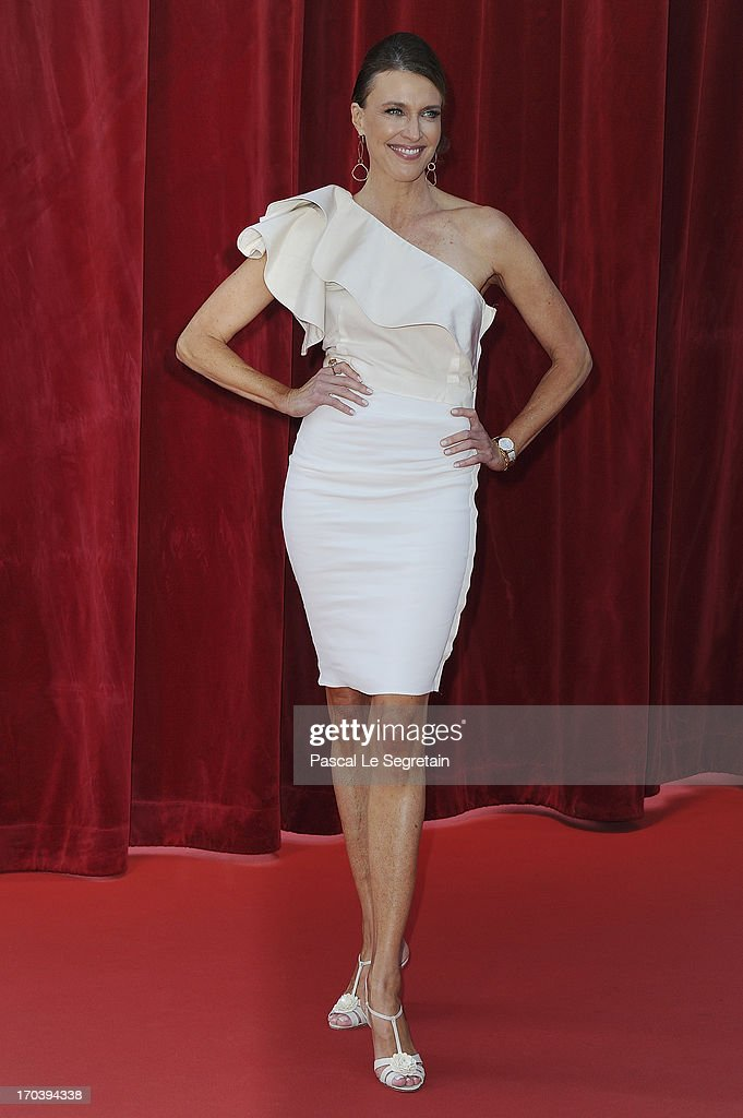 Brenda Strong attends the 'Dallas' photocall during the 53rd Monte-Carlo TV Festival on June 12, 2013 in Monte-Carlo, Monaco.