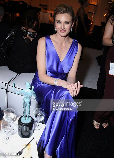Brenda Strong during 12th Annual Screen Actors Guild Awards Official After Party hosted by People Magazine and the Entertainment Industry Foundation...