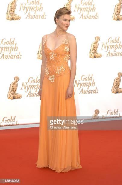 Brenda Strong during 45th Monte Carlo Television Festival Closing Award Ceremony at Grimaldi Forum in Monte Carlo Monaco