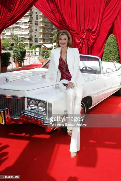 Brenda Strong during 45th Monte Carlo Television Festival 'Desperate Housewives' Photocall at Grimaldi Forum in Monte Carlo Monaco