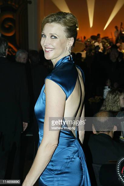 Brenda Strong during 57th Annual Primetime Emmy Awards Governors Ball at The Shrine in Los Angeles California United States