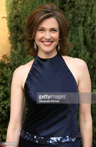 Brenda Strong during American Fertility Association's Illuminations Gala at Private Residence in Los Angeles California United States