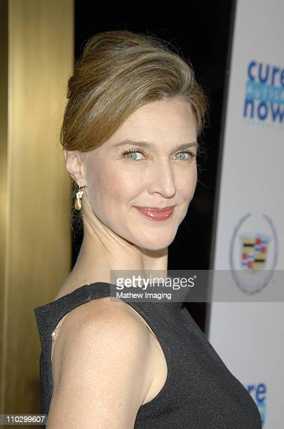 Brenda Strong during Cure Autism Now Acts of Love Arrivals at The Geffen Playhouse in Westwood California United States