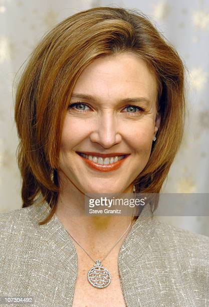 Brenda Strong during Diamond Information Center In Style Magazine Host The 5th Annual Awards Season Diamond Fashion Show Preview at Beverly Hills...