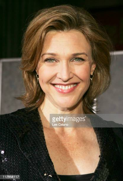 Brenda Strong during 'Flightplan' Los Angeles Premiere Red Carpet at El Capitan Theatre in Hollywood California United States