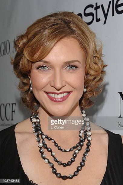 Brenda Strong during Les Girls 5 Arrivals in Los Angeles California United States
