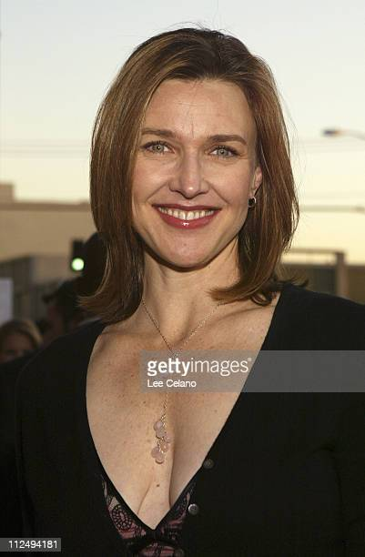 Brenda Strong during Reefer Madness Showtime Networks Los Angeles Premiere Red Carpet at Regent Showcase Cinemas in Hollywood California United States