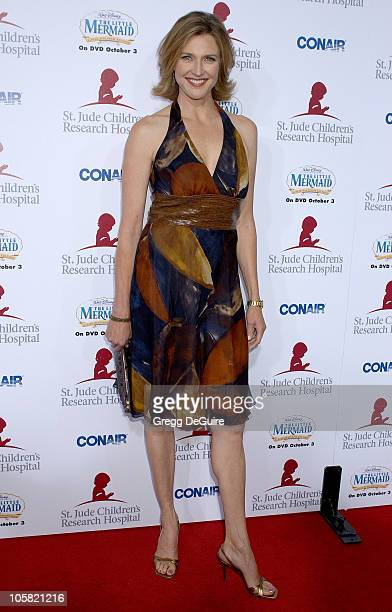 Brenda Strong during 'Runway For Life' Benefiting St Jude Children's Research Hospital Sponsored by Disney's 'The Little Mermaid' DVD and The Conair...