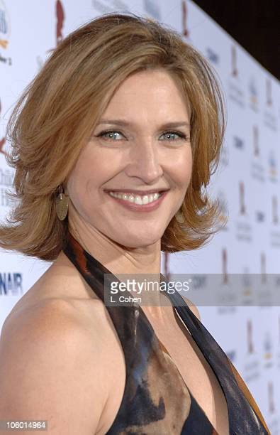 Brenda Strong during Runway For Life Benefiting St Jude Children's Research Hospital Sponsored by Disney's The Little Mermaid DVD and The Conair...