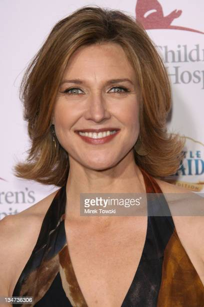 Brenda Strong during Runway for Life Celebrity Fashion Show Benefiting St Jude Children's Research Hospital at Beverly Hilton Hotel in Beverly Hills...