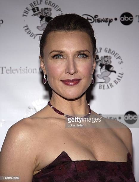 Brenda Strong during The HELP Group Teddy Bear Ball December 3 2005 at The Beverly Hilton in Beverly Hills California United States
