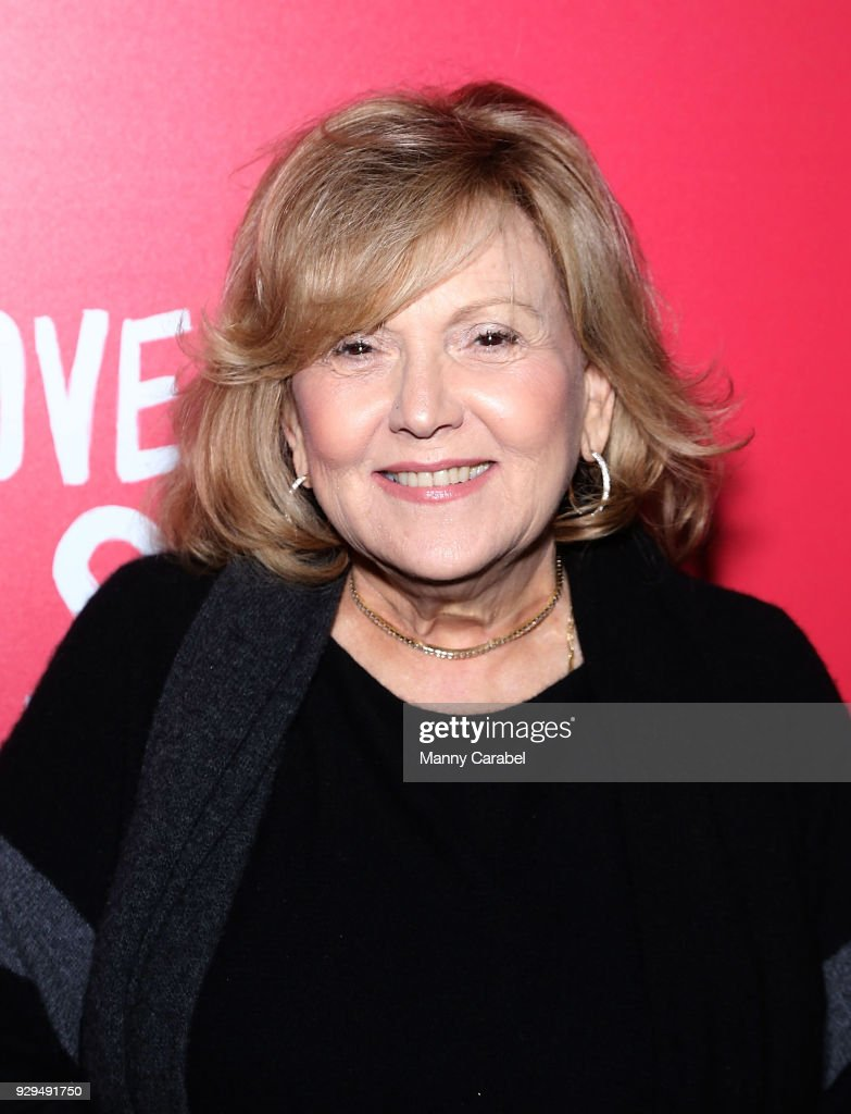 Brenda Vaccaro attends 20th Century Fox & Wingman host a NYC screening of 'Love,Simon' at Landmark Theatre on March 8, 2018 in New York City.