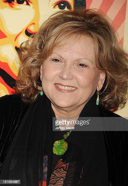 Brenda Vaccaro attends the AFI Fest 2011 Special Screening Of The Lady held at the Grauman's Chinese Theatre on November 4 2011 in Hollywood...