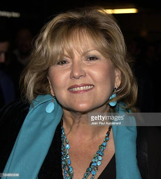 Brenda Vaccaro during Sonny Premiere Los Angeles at ArcLight Hollywood in Hollywood California United States