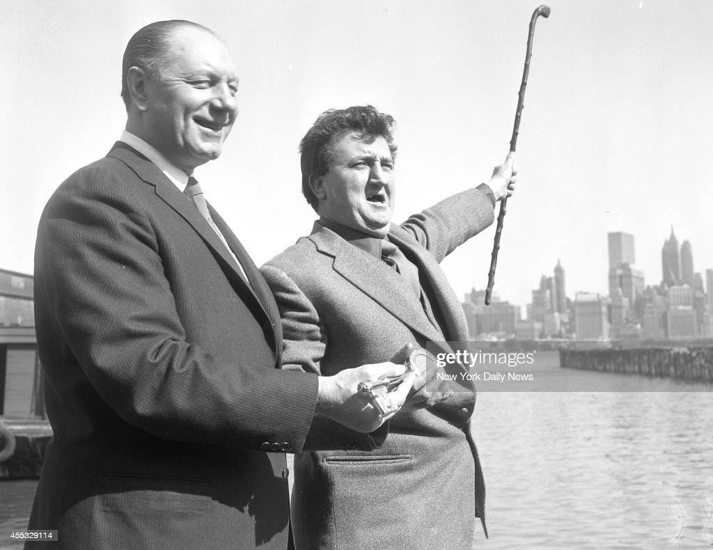 Brendan Behan : News Photo