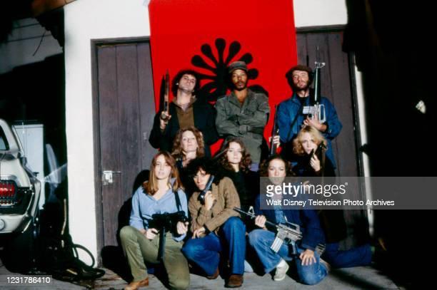 Brendan Burns, Felton Perry, Jonathan Banks, Catherine Butterfield, Tisa Farrow, Karen Landry, Lisa Eilbacher as Patty Hearst, Anne de Salvo, Mary...