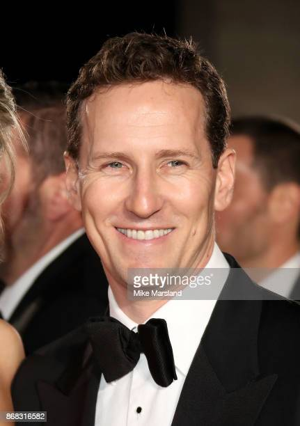 Brendan Cole attends the Pride Of Britain Awards at Grosvenor House on October 30 2017 in London England