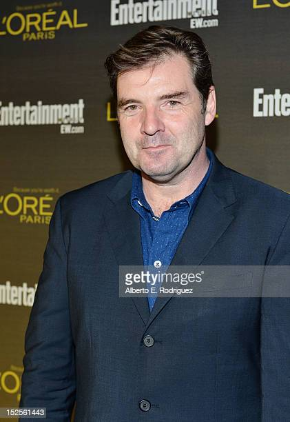 Brendan Coyle attends The 2012 Entertainment Weekly PreEmmy Party Presented By L'Oreal Paris at Fig Olive Melrose Place on September 21 2012 in West...
