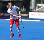 brendan creed england during mens hockey