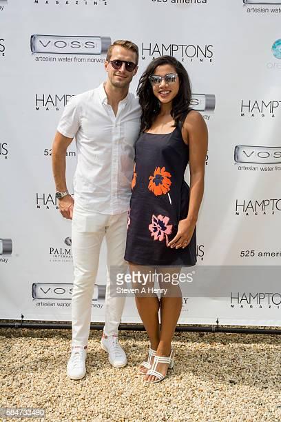 Hamptons Magazine Celebrates Cover Stars Hannah Bronfman And