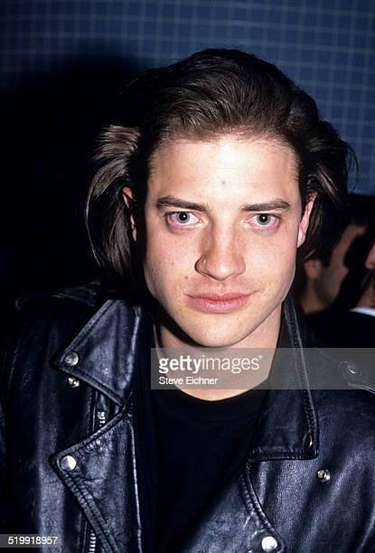 Brendan Fraser at Tunnel Club New York New York April 7 1994