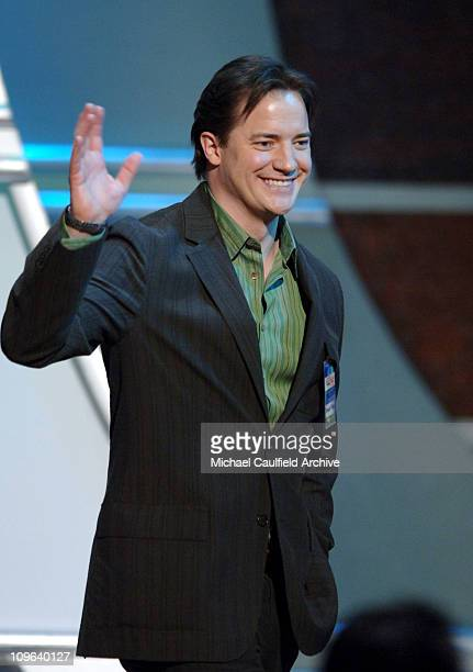 Brendan Fraser presenter during 16th Annual GLAAD Media Awards Hollywood Show at Kodak Theater in Los Angeles California United States