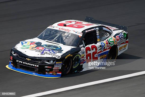 brendan gaughan stock photos and pictures getty images toyotacare 250 logo Toyota Camry Logo