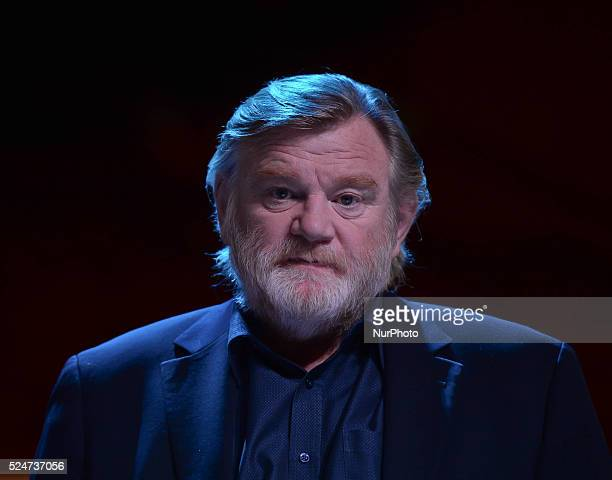Brendan Gleeson announces details of an exciting new project a strictly limited fourweek run 'The Walworth Face' by Enda Walsh as he will star for...