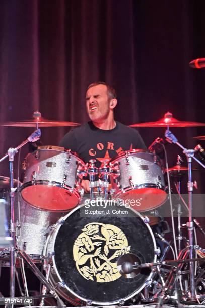 Brendan Hill of Blues Traveler performs at Mercury Ballroom on February 6 2018 in Louisville Kentucky