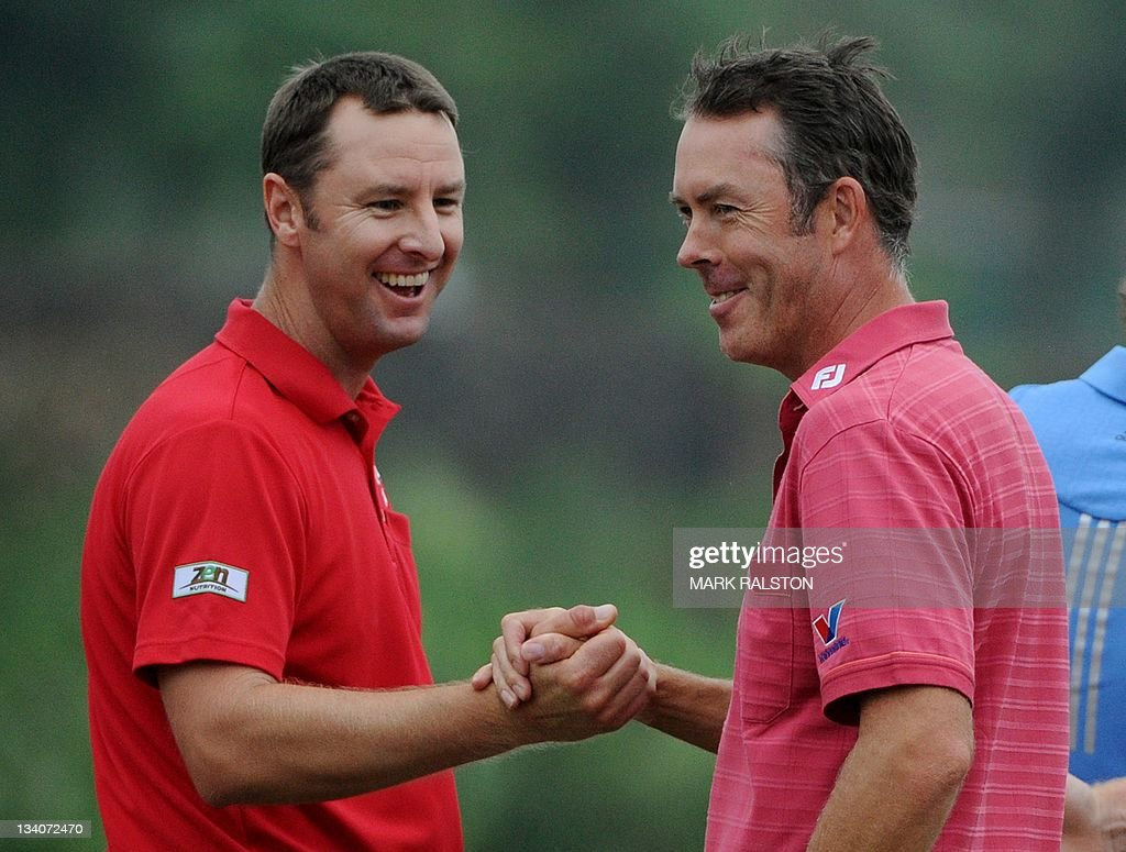 Brendan Jones L And Richard Green R Pictures Getty Images