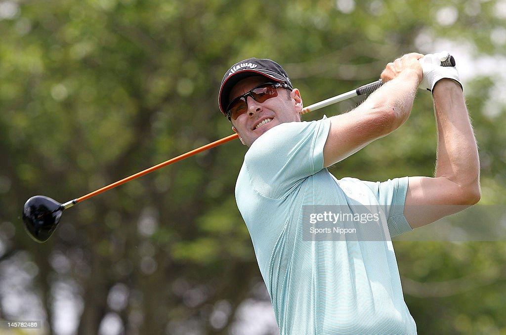 Japan Golf Tour Championship Citibank Cup Shishido Hills 2012 - Final Round